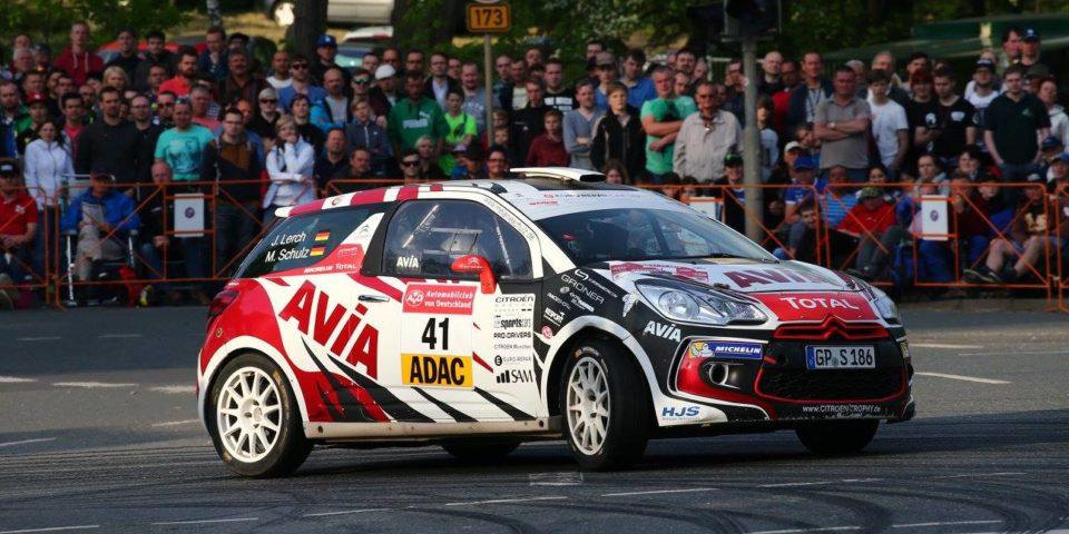 Melanie Schulz – Sachsen Rallye 2