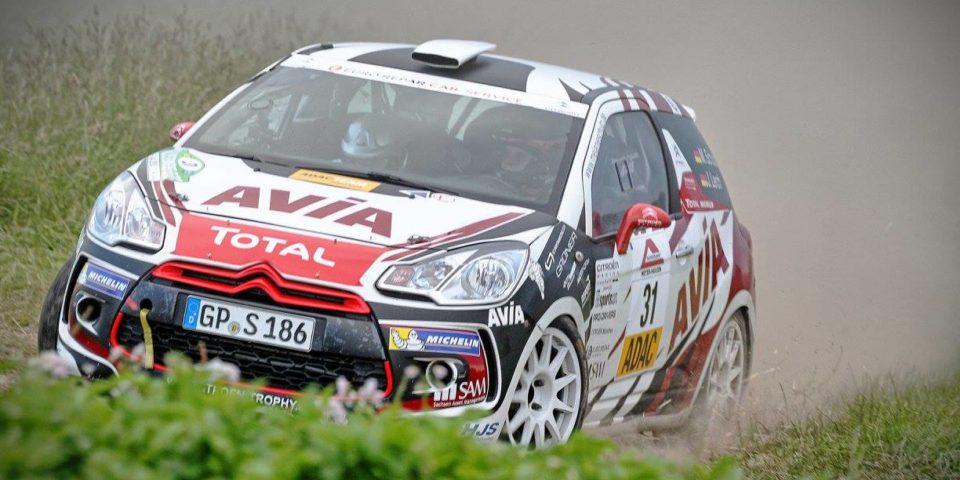 Melanie Schulz – Rallye Stemweder Berg 1