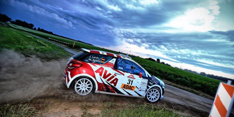 Melanie Schulz – Rallye Stemweder Berg 2