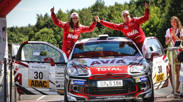 Melanie Schulz - Rallye Wartburg