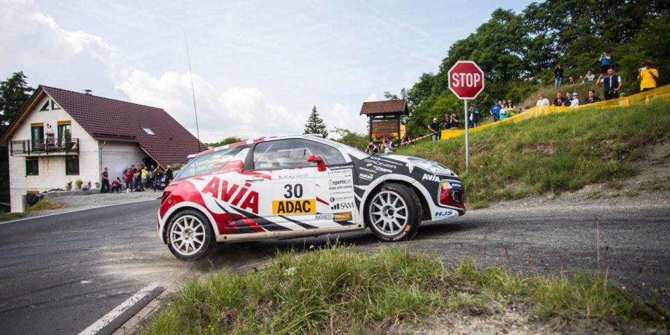Melanie Schulz – Rallye Wartburg