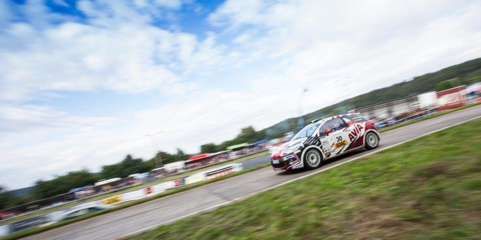 Melanie Schulz – Rallye Wartburg 1