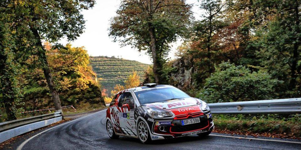 Melanie Schulz – Rallye Luxemburg DS3