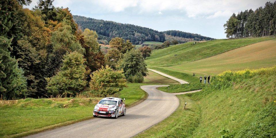 Melanie Schulz – 3 Staedte Rallye 1