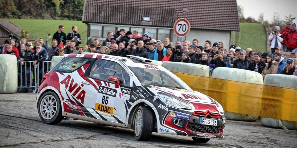 Melanie Schulz – 3 Staedte Rallye 2