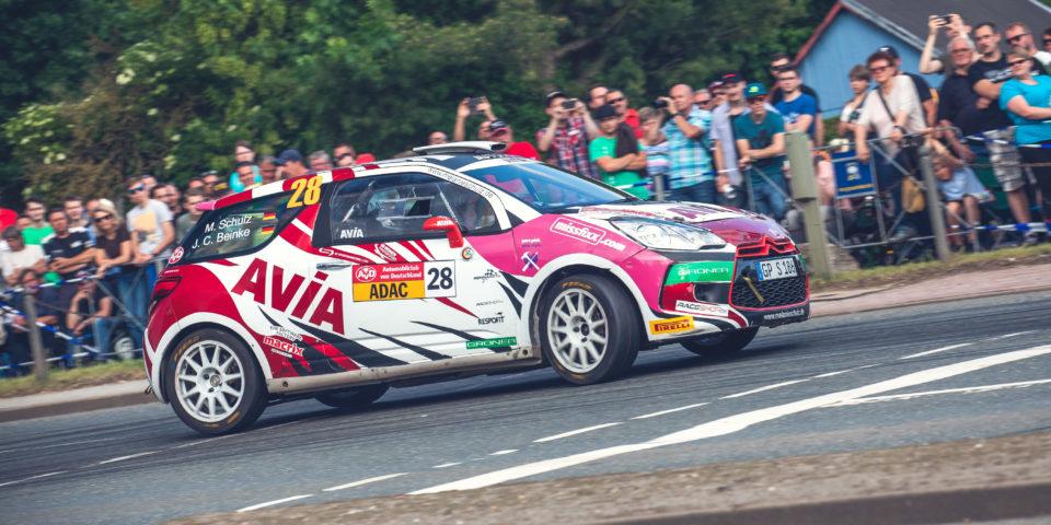 Melanie Schulz_Sachsen Rallye09